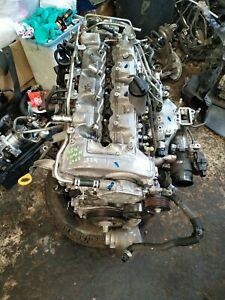 LEXUS IS 220D 2.2 DIESEL ENGINE BARE 2AD 95k 2007