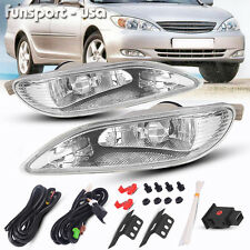 s l225 clear lens car & truck fog & driving lights for toyota corolla  at n-0.co