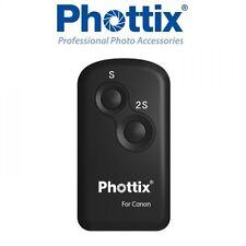 Mando Phottix para Canon EOS 750D 700D 100D 650D 600D 550D 500D disparador