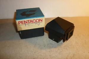 Original Pentacon Lichtschacht für Kamera Praktica VLC !