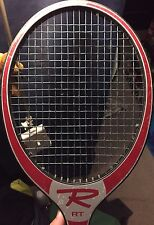 Vintage Rossignol RT M 4 5/8 Racquet Made in France