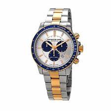 Raymond Weil 8570-SP3-65501 Men's Tango Silver Quartz Watch