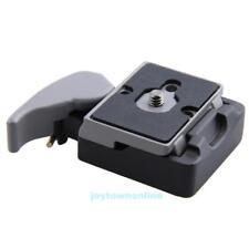 QR Schnellwechselplatte Mit Klemm für DSLR Kamera Stativ Kugelkopf Stativkopf