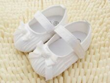 Girls' Satin Baby Shoes