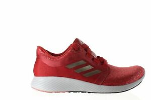 Adidas Womens Edge Lux 3 Red Running Shoes Size 9.5 (2069275)