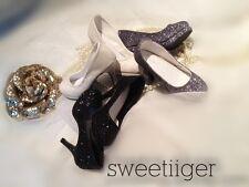 High heeled SD16 shine Leather Shoes super dollfie BJD DB28 AOD DOD DK DZ Luts