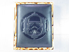 Star Wars Stormtrooper Helmet Leather Wallet