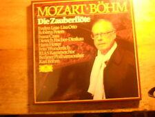 Mozart - Die Zauberflöte [3 LP Box Vinyl][DG]  Karl Böhm  Evelyn Lear Wunderlich