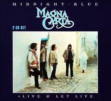 1 CENT 2CD Midnight Blue/Live & Let Live - Magna Carta IMPORT/FOLK/DIGIPAK
