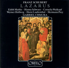 F. Schubert - Lazarus [New CD]