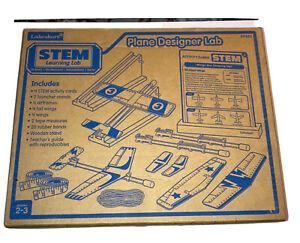Stem Learning Lab Plane Designer Lab PP922 Lakeshore NEW