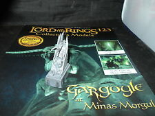 Il SIGNORE DEGLI ANELLI LE FIGURE-Issue 123 Gargoyle a Minas Morgul rotto 1a-SENZA SCATOLA