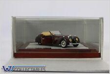 Bugatti T57SC Atalanta 1937 1/135 Pieces ilario Chromes 1:43 Chro051