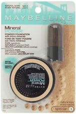 Maybelline New York Mineral Power Powder Foundation, Natural Ivory, 0.28 Ounce