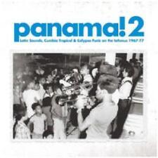 Panama Volume 2-LATIN SOUNDS, Cumbia Tropical et Calypso Fun (New 2 VINYL LP)