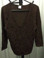 New Look Thin V Neck Viscose Women's Jumpers & Cardigans