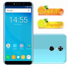5.5'' 18:9 HD OUKITEL C8 3G Móvil Libre Android 7.0 16GB 2SIM Smartphone 3000mAh