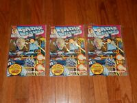 Lot of 3 Cable - Blood and Metal #1 October 1992 Marvel Comic Books Polybag Kept