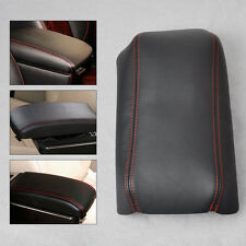 Leather center Console Armrest Cover Lid for Honda Accord 2003 04 2005 2006 2007