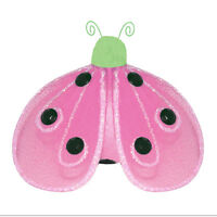 Ladybug Baby Shower Decorations Girls Bedroom Nursery Hanging Wall Ceiling Party