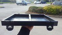 Preston Innovations on box tray – pole winder unit (used) match fishing seatbox