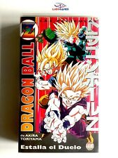 Dragon Ball Z Explodes the Duel VHS Tape Video Anime Mint Perfect Condition