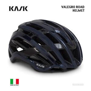 NEW Kask VALEGRO Road Cycling Helmet : NAVY BLUE