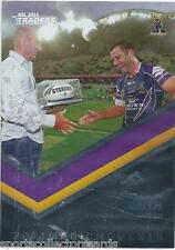 2015 NRL ESP TRADERS season to remember CAMERON SMITH MELBOURNE STORM STR16 CARD