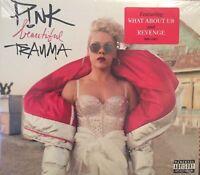 Beautiful Trauma [PA] by P!nk (CD, Oct-2017, RCA)
