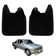 1989-1992 Toyota Hilux Pickup MK3 Pickup Mud Flaps Guard Splash Guard Front Pair
