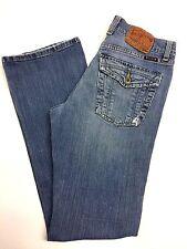 """Lucky Brand"" women's Slim Bootleg Jeans Size: 31X33 100% Cotton,,CUTE!"