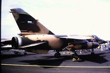 3/822 Dassault Mirage F1EJ Royal Jordanian Air Force  Kodachrome Slide