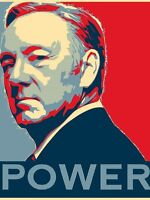 Poster House Of Cards Series TV Series Kevin Spacey Frank Underwood DVD Photo #6
