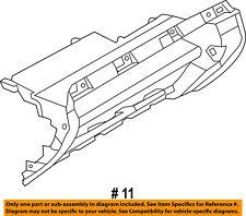 FORD OEM 11-18 Explorer Instrument Panel Dash-Lower Panel Right BB5Z7804338CC