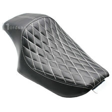 Driver&Passenger Personalized Bench Seat Rear Cushion For Harley Sportster 883