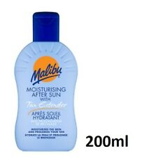 Malibu After Sun/Lotion Spray/After Sun with Tan Extender/Insect Repellent