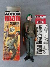 Figura Soldado Vintage Action Man En Caja