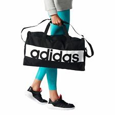 adidas Duffle Bag Linear Performance Medium Black Article S99959
