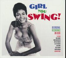 SEALED NEW CD Nina Simone, Dinah Washington, Aretha Franklin, Ella Fitzgerald, E