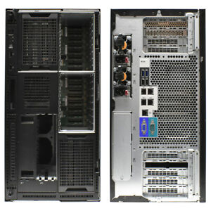 HP ProLiant ML350 Gen9 Tower Server 2xE5-2680 V4 32GB DDR4 P440 16xSFF 2,5 ohne