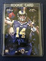 2015 Topps Fire ROOKIES #39  Sean Mannion RC Rams  NM-MT
