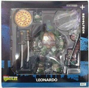Teenage Mutant Ninja Turtles LEONARDO Action Figure Kaiyodo Revoltech