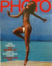 Photo  magazine n°120- 1977 - Atget - Sarah Moon -  Sieff -