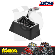 B&M Megashifter LHD Ratchet Shifter TH350/TH400/TH700/C4/C6/4L60E - BM80690