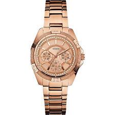 GUESS  Damenuhr W0235L3 Roségold Phantom 229.-€ Horloge Féminine Reloj de señora