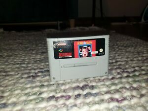 Home Alone Super Nintendo SNES Cartridge PAL