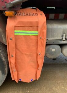 Wakabag - Trench Rammer Cover, Wacker Plate, Construction, Compression