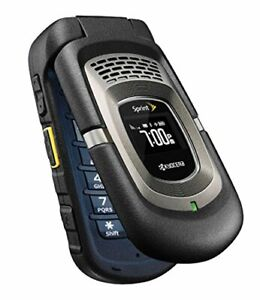 Kyocera DuraMax E4255 PTT Rugged Black Sprint