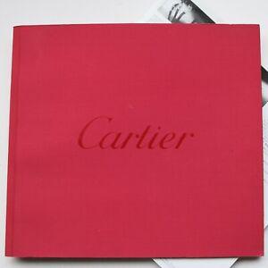 2003 Cartier jewellery catalogue lookbook fine jewellery diamonds watches