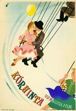 DVD: MERRY GO ROUND (Korhinta)  (1956) * with switchable English subtitles *